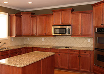 ... Kitchen Cabinet Refinishing Natural Cherry Used Kitchen Cabinets  Pittsburgh ...